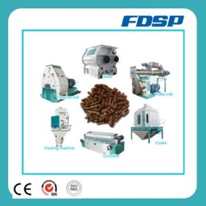 Small Capacity Feed Mill Plant Shrimp Feed Production Line pictures & photos