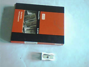 Plastic sharpener with Carbarge pictures & photos