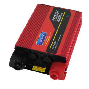 Wholesale High Frequency Solar Power Inverter 1500W pictures & photos