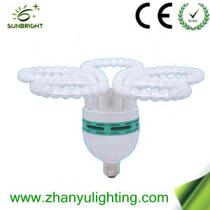 High Power Flower Shape Energy Saving Lamp (ZYFL02) pictures & photos