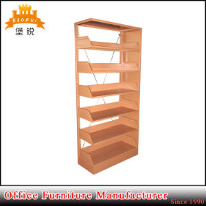 Hot Sale Library Furnitue Steel Magazine Rack pictures & photos