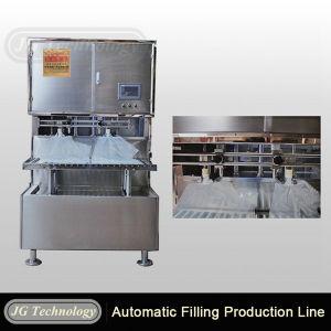 Automatic Plastic Film Bag Liquid Filling Machine