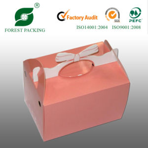 Custom Design Cheap Price Cake Paper Box pictures & photos
