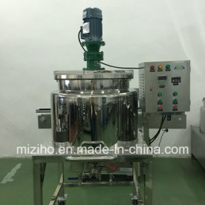 2016 100L Moveable Heating Mixer Machine for Liquid Cream and Oinment pictures & photos