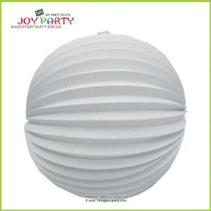 White Watermelon Paper Lantern for Wedding Home Decoration