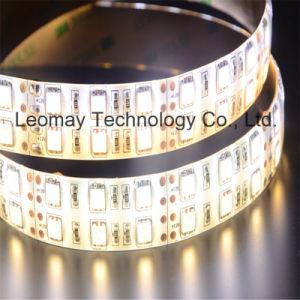 12V/24V Epistar SMD 5050 Warm White LED Strips pictures & photos