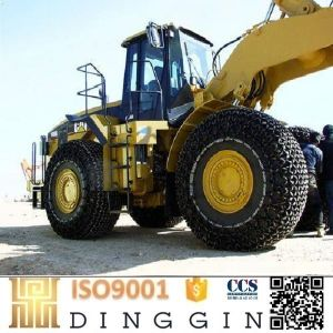 Hot Sale 23.5-25 Wheel Loader Tyre Protection Chains pictures & photos