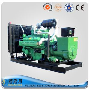 200kw China Brand Gas Electric Generator Unit for Sale (R9)