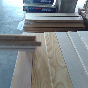 White Ash Engineered Wood Flooring Embossed pictures & photos