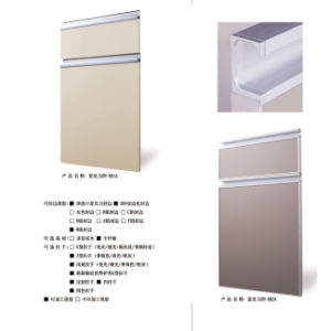 High Glossy Acrylic MDF Door for Kitchen Cabinet (FY087) pictures & photos