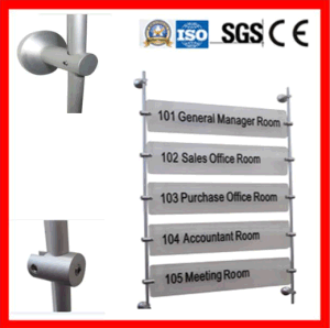 Widely Used Rod Display System with ISO9000 pictures & photos