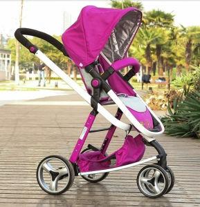 Baby Stroller/ Buggy/Pram/Pushchair /Alumium Alloy Baby Stroller/3 In1