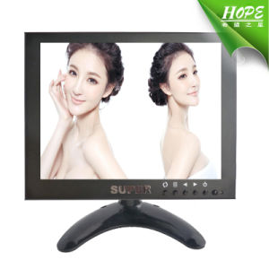 Metal Case BNC AV VGA 4: 3 7 Inch LED Monitor CCTV Monitor pictures & photos