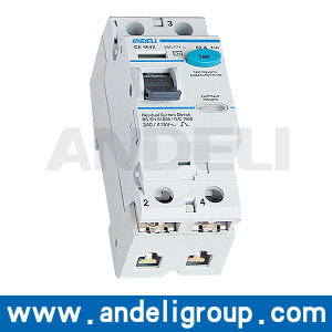 4p 100mA RCCB Residual Current Circuit Breaker (DZL5) pictures & photos