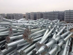 Hot DIP Galvanized Ground Screw for Solar Mounting pictures & photos