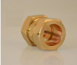 Copper/Brass Pipe Fitting with Ce/ISO Certificates