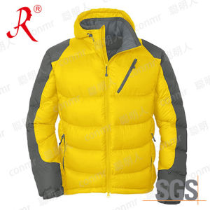High Quality Winter Down Jacket for Outdoor (QF-173) pictures & photos