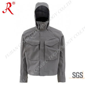 Men′s Waterproof Fishing Tackle Fishing Wading Jacket (QF-9058) pictures & photos