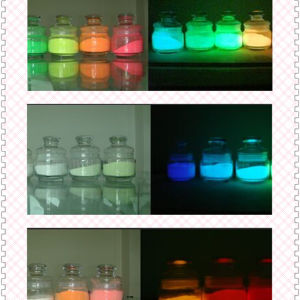 Glow in The Dark Powder Based on Strontium Aluminate pictures & photos