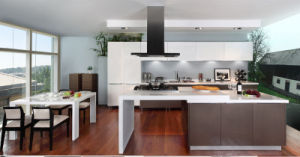New Acrylic Series Kitchen Furniture (zv-021) pictures & photos