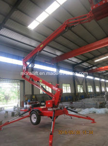 Assembled Genie Lift Work Platform pictures & photos