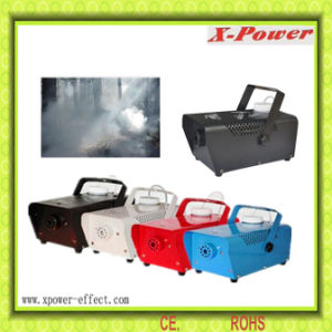 400W Mini Stage Fog Machine for Disco, Family Party (X-04)