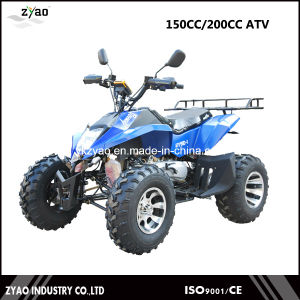 Gy6 Engine Automatic ATV Quad 150cc/200cc Air Cooled 4 Stroke pictures & photos