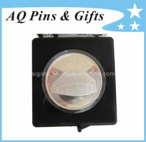 Sterling Silver Badges with Plastic Box pictures & photos