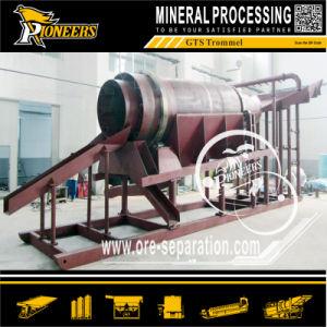Gold Ore Mining Equipment Vibrating Trommel Drum Screen Plant pictures & photos