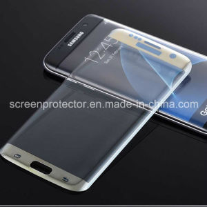 Full Screen 3D Curved 9h Tempered Glass Screen Protector for Samsung Galaxy S7 Edge pictures & photos
