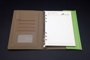 Best Quality Notebooks/Diary Personalised Refillable Leather Journal pictures & photos