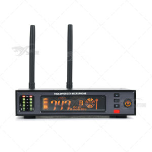 ATX200 True Diversity UHF Professional Digital Wireless Microphone System pictures & photos