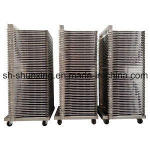 Stainless Steel Drying Racks, Screen Printing Drying Racks