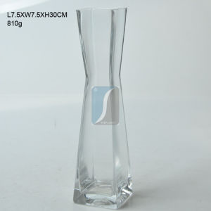 China Suppliers New Fasion Home Decoration Glass Vases Flower for Wholesale pictures & photos