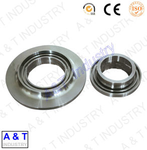 CNC Customized Aluminium Alloy/ Stainless Steeel/ Mining Machinery Parts pictures & photos