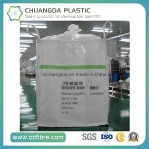 FIBC Baffle Container Bag with PE Liner for Feed Additives pictures & photos