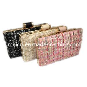 Three Color Handbag, Women Evening Bag pictures & photos
