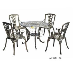 Cast Aluminium Furniture, Outdoor Furniture Ca-606tc pictures & photos