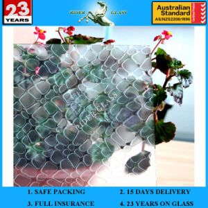 3-6mm Am-22 Decorative Acid Etched Frosted Art Architectural Glass pictures & photos