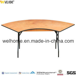 Serpentine Table for Paryty, Event, Conference, Hotel, Reustaurant pictures & photos