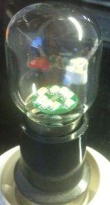 LED Lamp 8LEDs 3014SMD T25 0.8W