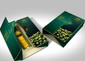Custom Printing Walnut Oil Gift Box pictures & photos