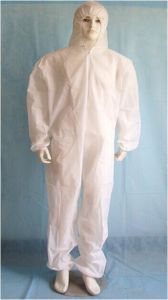Disposable Non-Woven Coverall pictures & photos