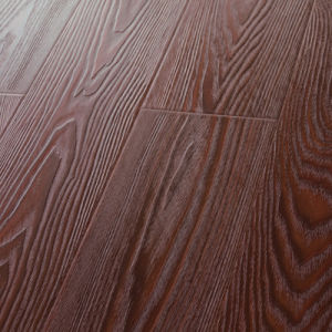 Flooring Laminated of Registered Embossed Surface U Groove pictures & photos