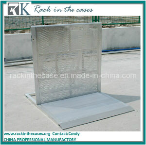 Rk 1.0*1.25*1.2m Crowd Control Barrier with Slope pictures & photos