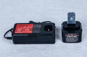 Gd409 Ni-MH Replacement Battery for Max Rb395 Rebar Tying Gun pictures & photos