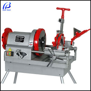 "Heavy Duty 4"" Electric Pipe Threading Machine (HX50) pictures & photos"