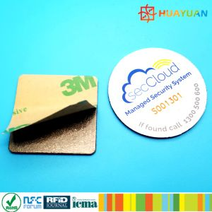 Logo printing Smart RFID NTAG213 NFC Sticker for Event pictures & photos