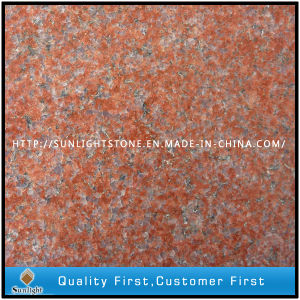 India Imperial Red Granite Slabs for Countertop, Tombstone, Monument pictures & photos