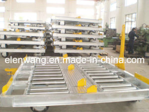 Aircraft Transport Container Dolly Pallet Dolly for Airport pictures & photos